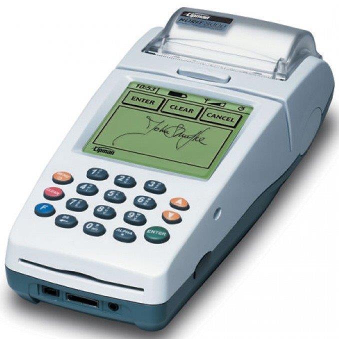 Lipman Nurit 8000 / 8010 Thermal Paper