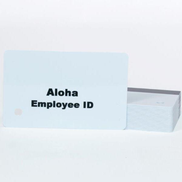 Aloha Magnetic ID Cards