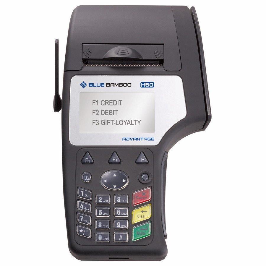 Blue Bamboo H50 Wireless POS Printer