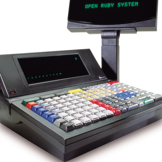Ruby Verifone System Supplies