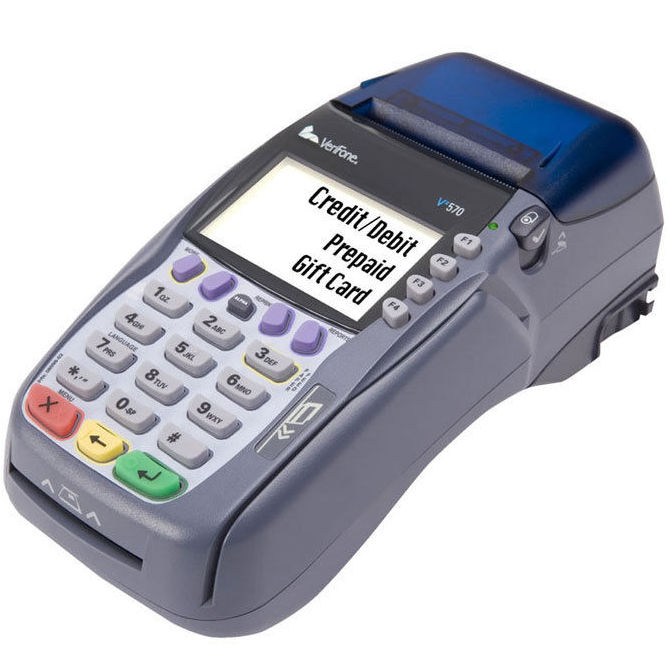 Verifone VX570 Thermal Paper